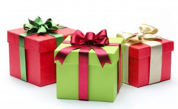 Подарки к Новому году от ПолиВетЦентра